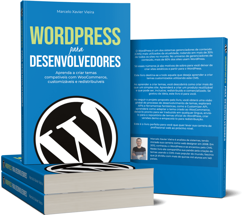 Livro WordPress para Desenvolvedores